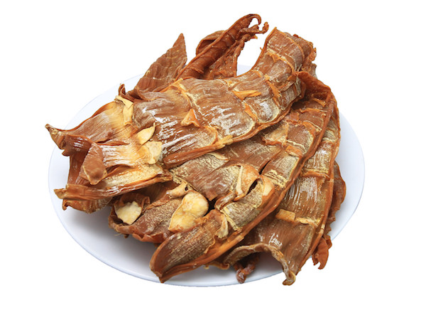 Dried Bamboo Shoot - Dried Menma
